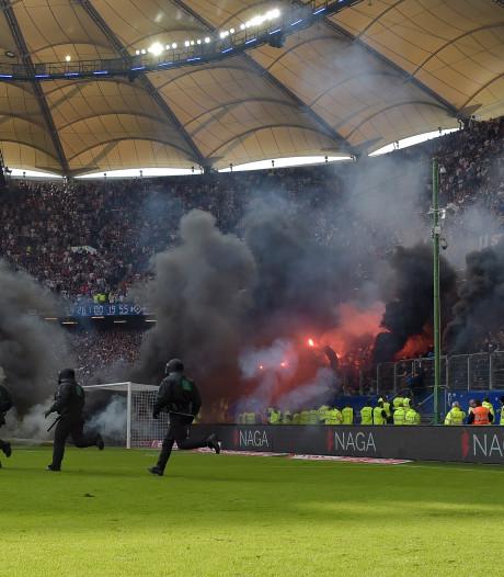 Megaboete HSV voor wangedrag supporters