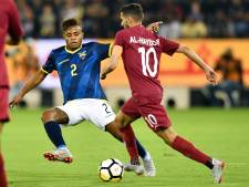 Willem II-back Palacios debuteert bij nationale team Ecuador