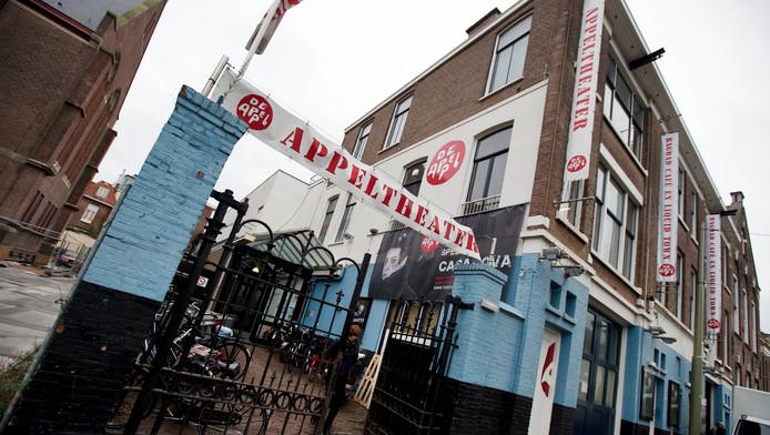 Het Appeltheater in Scheveningen.