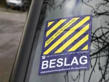 Grote controles bij ruim twintig fruithandelaren in Brabant: geen coke, wel 100.000 euro aan spullen