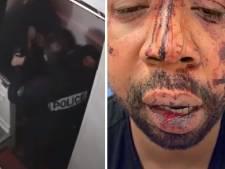 Producteur tabassé pour non-port du masque à Paris: quatre policiers suspendus
