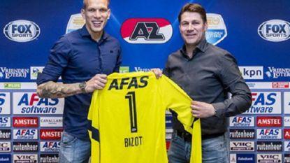 Marco Bizot (ex-Genk) tekent contract bij AZ
