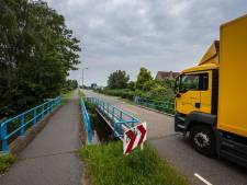 Niet zeven maar acht bruggen moeten vervangen worden in Kampen