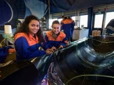 TU-studenten jagen met nieuwe hyperloop op wereldrecord