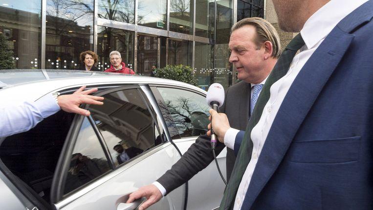 Nationale Ombudsman Reinier van Zutphen. Beeld null