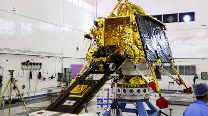 India stelt maanmissie op het laatste moment uit