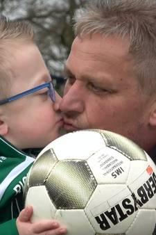 9-jarige Rick Scholten beleeft dag van zijn leven bij Mariënberg - Bergentheim