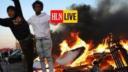 HLN LIVE. Brand en rellen: protesten voor de dood van de Amerikaanse George Floyd na politiegeweld lopen uit de hand