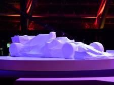 Alpha Tauri toont eerste bolide aan de wereld