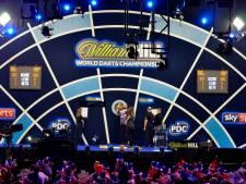 Wel fans bij WK darts, maar niet uit Nederland