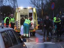 Fietser geschept door auto in Veenendaal