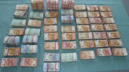 Politie vindt 2,2 miljoen euro cash in horecapand Amsterdam