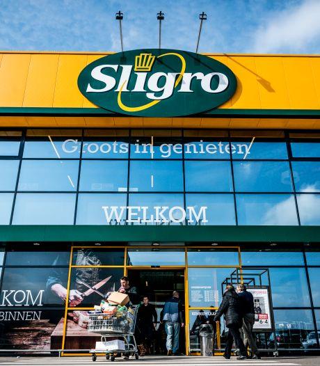 Sluiting van horeca zit Sligro flink dwars