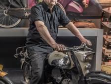 Wie heeft de monumentale scooter van Jan gestolen? 'Misschien ken ik de dief wel van gezicht...'