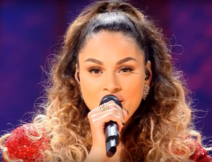 Bredase topfavoriet Kimberly valt onverwachts af in The Voice