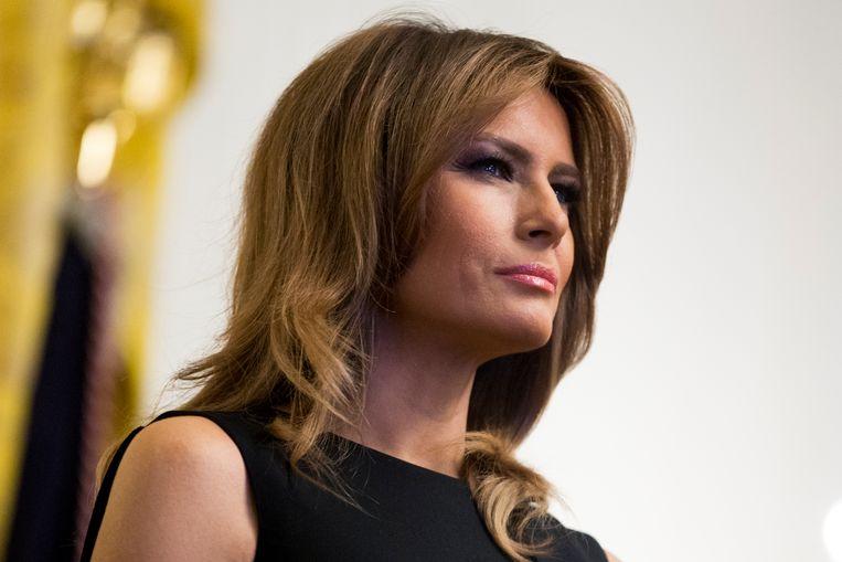 'Zij verdiende het niet', zegt Cohen over zijn leugens tegen Melania Trump dat de miljardair geen overspel had gepleegd met twee vrouwen, onder wie pornoactrice Stormy Daniels.  Beeld null