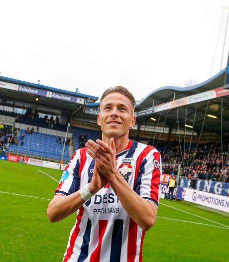 Rustige laatste dag voor Willem II op de transfermarkt