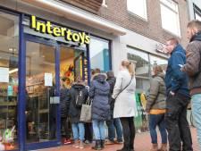 Intertoys gaat kleiner verder, helft personeel behoudt baan