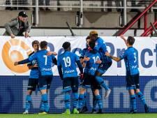 Nick de Louw bezorgt Helmond Sport punt bij TOP Oss