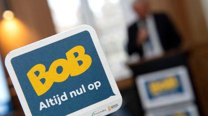 """Nieuwe BOB-campagne gelanceerd: """"Je bent pas helemaal BOB als je niets gedronken hebt"""""""