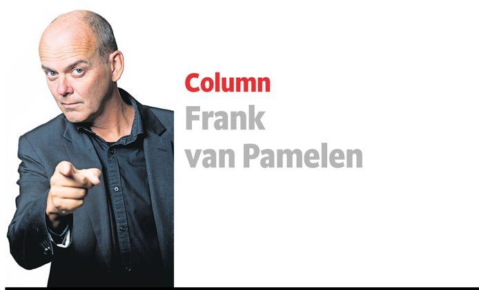 Column Frank van Pamelen