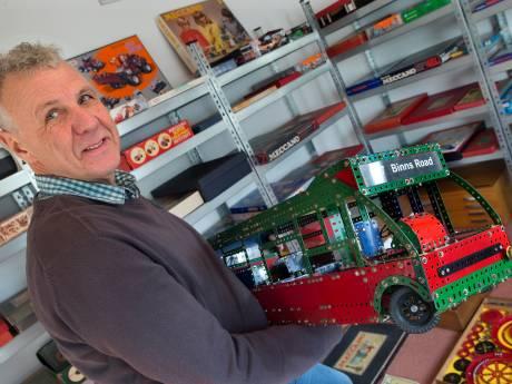 Doetinchemse verzamelaar verzorgt grote expositie van zijn Meccano-collectie in Zelhem