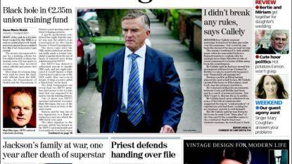 Mediahuis koopt Ierse krantengroep