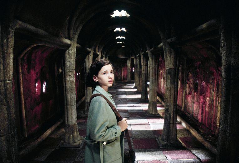 Pan's Labyrinth (Guillermo del Toro, 2006) is om 22.00 uur te zien op Viceland. Beeld AFP