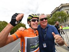 Slagter derde in Tour Down Under, eindzege voor Impey