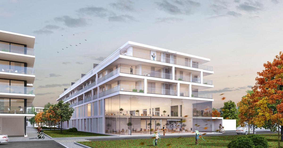 Nieuwbouw academie kost zonder inrichting al 6 8 miljoen for Wat kost een nieuwbouw