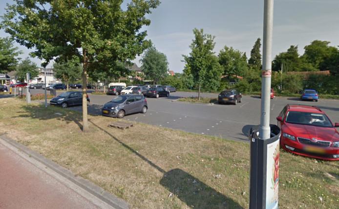 Aan de Losplaats in Uden is elke dag volop gratis parkeerplek.