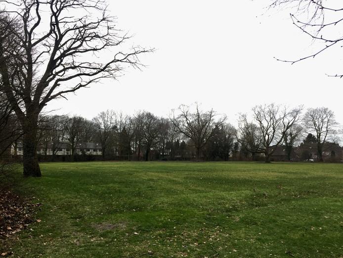 Deurne wil een park op de plek waar ooit de Brigantijn stond.