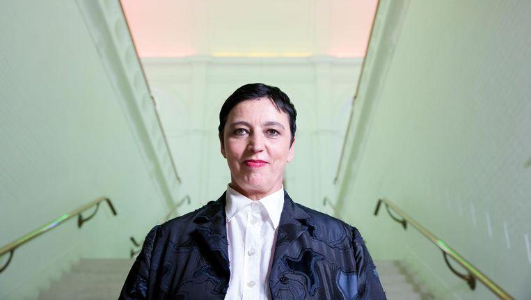 Beatrix Ruf, directeur van het Stedelijk Museum. Beeld anp