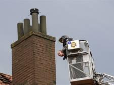 Brandweer Elburg 'opvallend druk' met schoorsteenbranden
