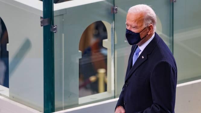 """Wereldleiders reageren op inauguratie Biden: """"Overwinning van de democratie"""""""