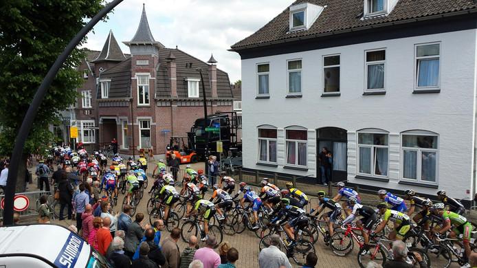 De laatste etappe van de Ster ZLM Toer in 2015.