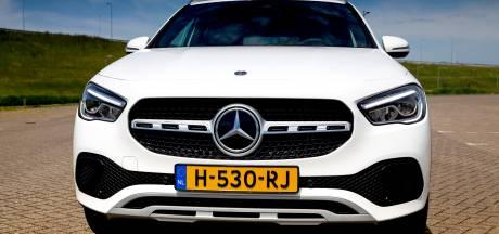 Test Mercedes-Benz GLA: ideaal voor in de stadsjungle