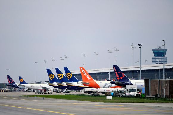 Beeld ter illustratie, de luchtvaartmaatschappijen zullen mogelijk tot 252 miljard dollar (zo'n 232 miljard euro) aan inkomsten mislopen.