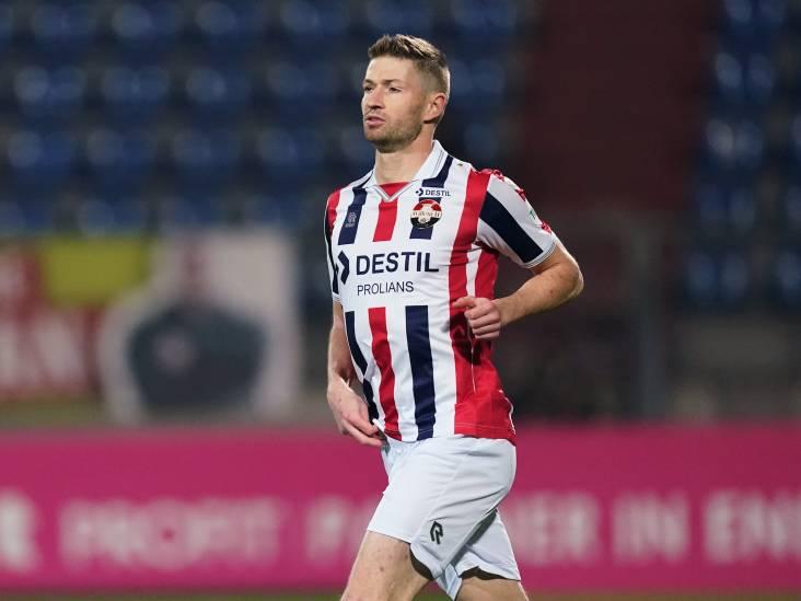 LIVE | Willem II in Zwolle voor het eerst in ruim negen jaar met Van der Heijden in basiself