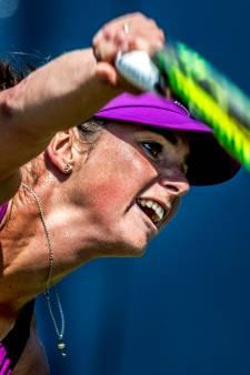 Geen tweede ronde voor Bibiane Schoofs op Wimbledon