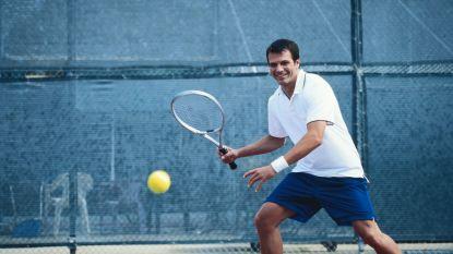 Tennisclub houdt 12 uren tennis voor Schoonderhage vzw
