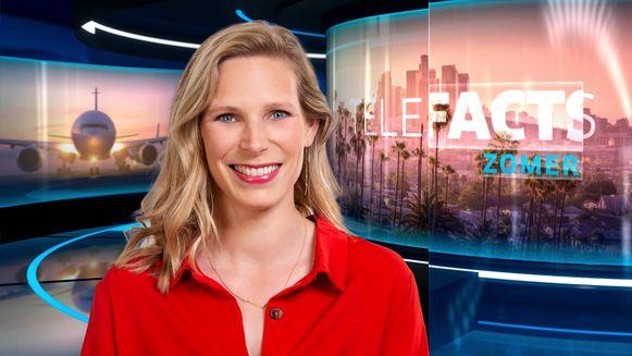 """""""Op VTM is Julie Colpaert weer van corvee om in 'Telefacts Zomer' buitenlandse reportages te kaderen"""", klinkt het bij Jules Hanot."""