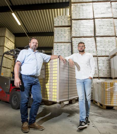 Bebo Vriezenveen na aandacht door dief: op een dag ruim honderd vloeren extra verkocht