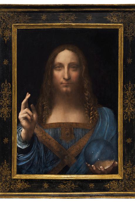 Laatste Da Vinci in privébezit binnenkort op veiling