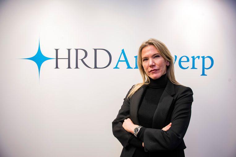 """Ellen Joncheere, nieuwe CEO bij HRD Antwerp. """"Ik geef mezelf honderd dagen om de nieuwe koers uit te zetten."""""""