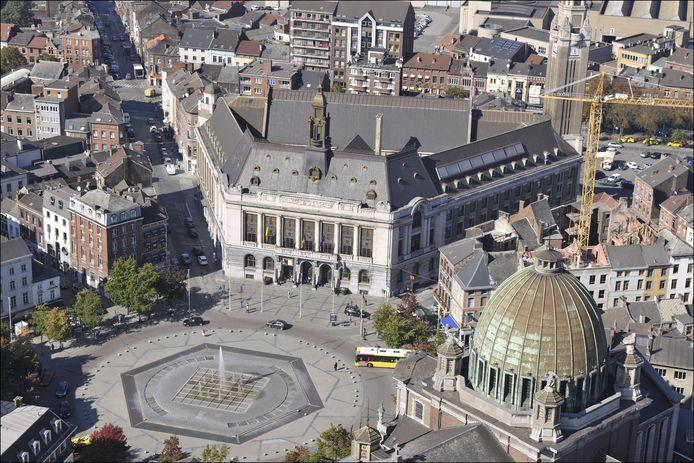 Hôtel de Ville à Charleroi