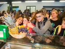 Picasso Lyceum biedt leerlingen vooral gezonde snacks