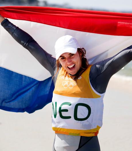 Bouwmeester vijfde na dag één WK Laser Radial