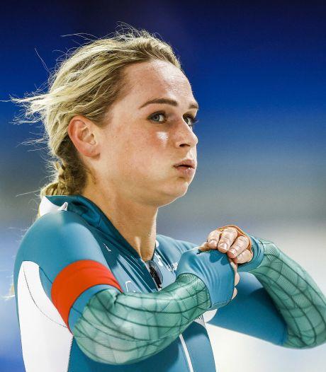 Schouten grijpt op 5000 meter met overmacht tweede Nederlandse titel