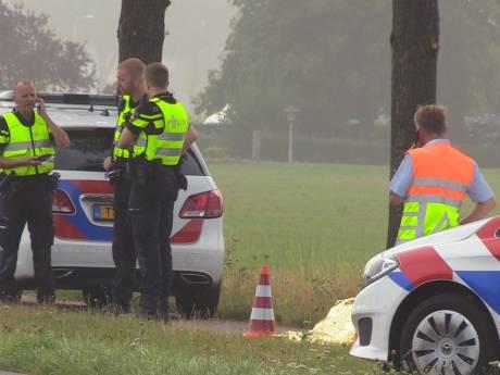 Dode man op fietspad in buitengebied Silvolde, politie sluit misdrijf uit